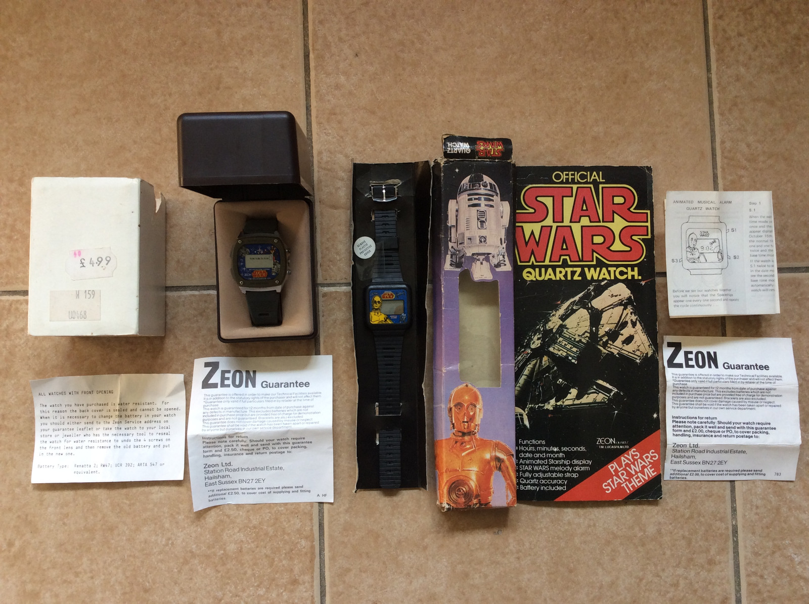 Star Wars House Items Collect Star Wars Uk Household