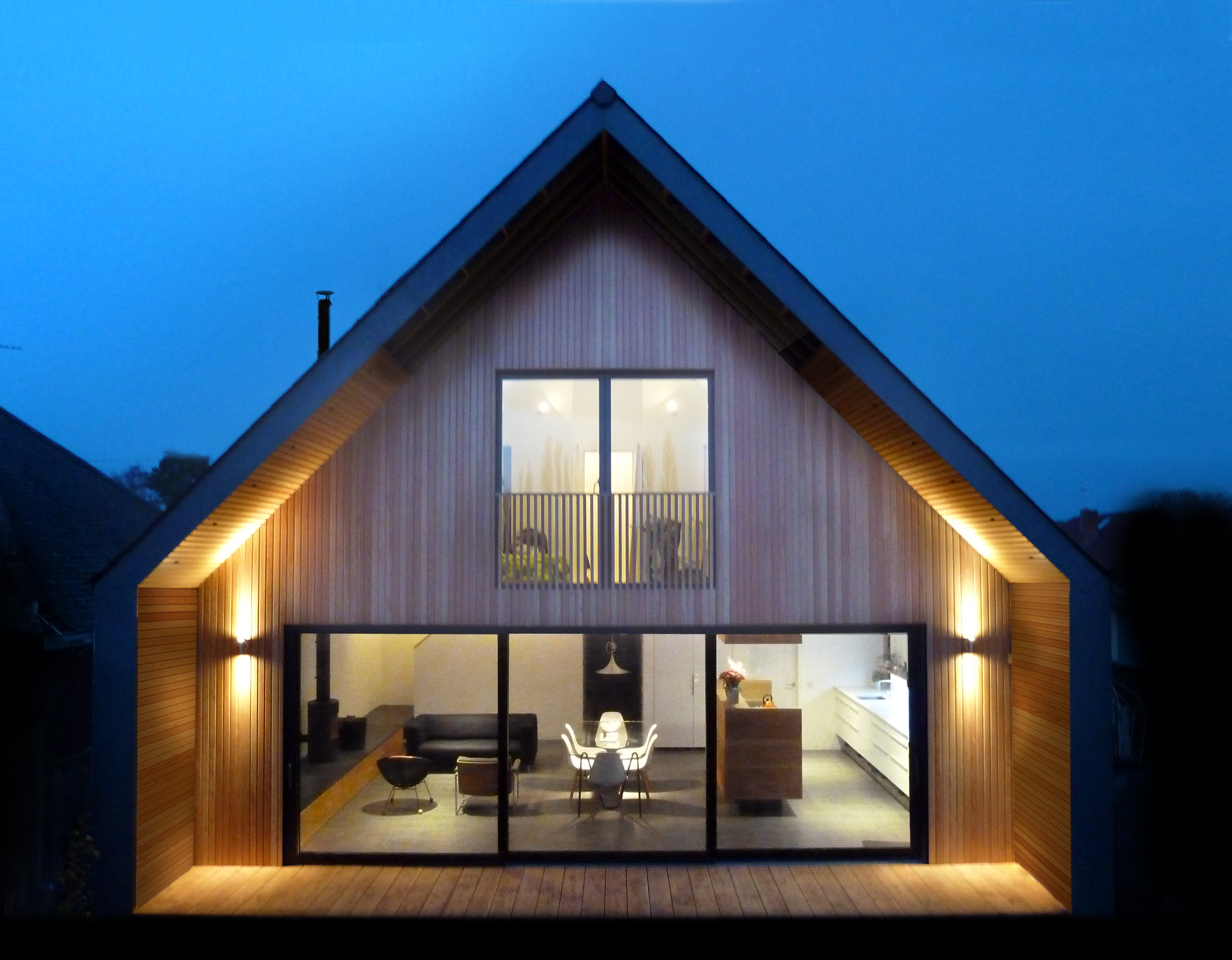 Scandinavia House Plans Moorhouse Architecture Ltd Riba Chartered Architects