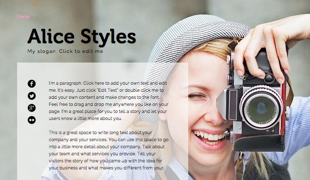 Resumes  CVs Website Templates Portfolio  CV Wix - 2