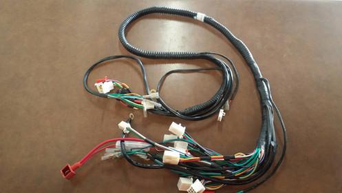 Maddog (GY6) Wire Harness 150cc