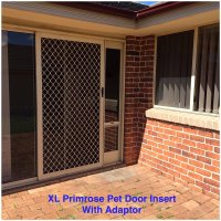 Patio Pet Door Inserts for Sliding Doors, Fully Lockable ...