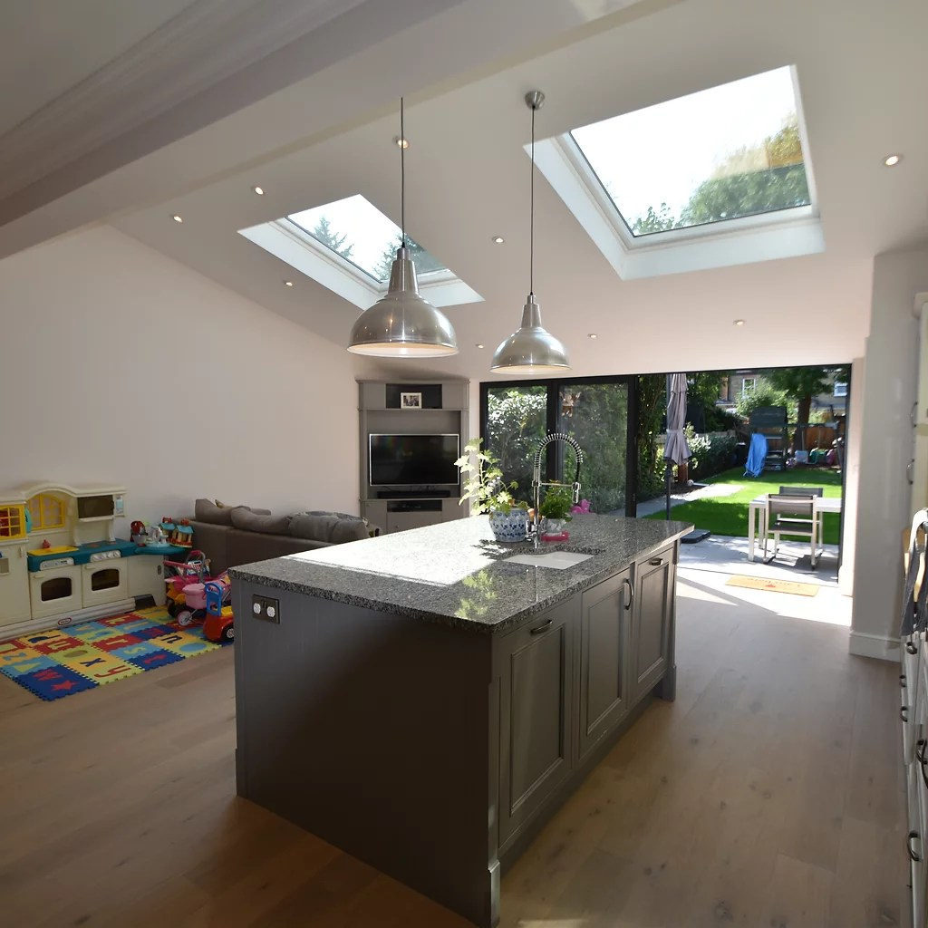 Loft Interieur Design Thames Design Build Architect Builder Extension Loft Conversion