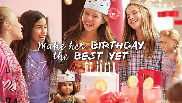 Salon Styles Deluxe Parties Start TODAY! American Girl Doll Blog