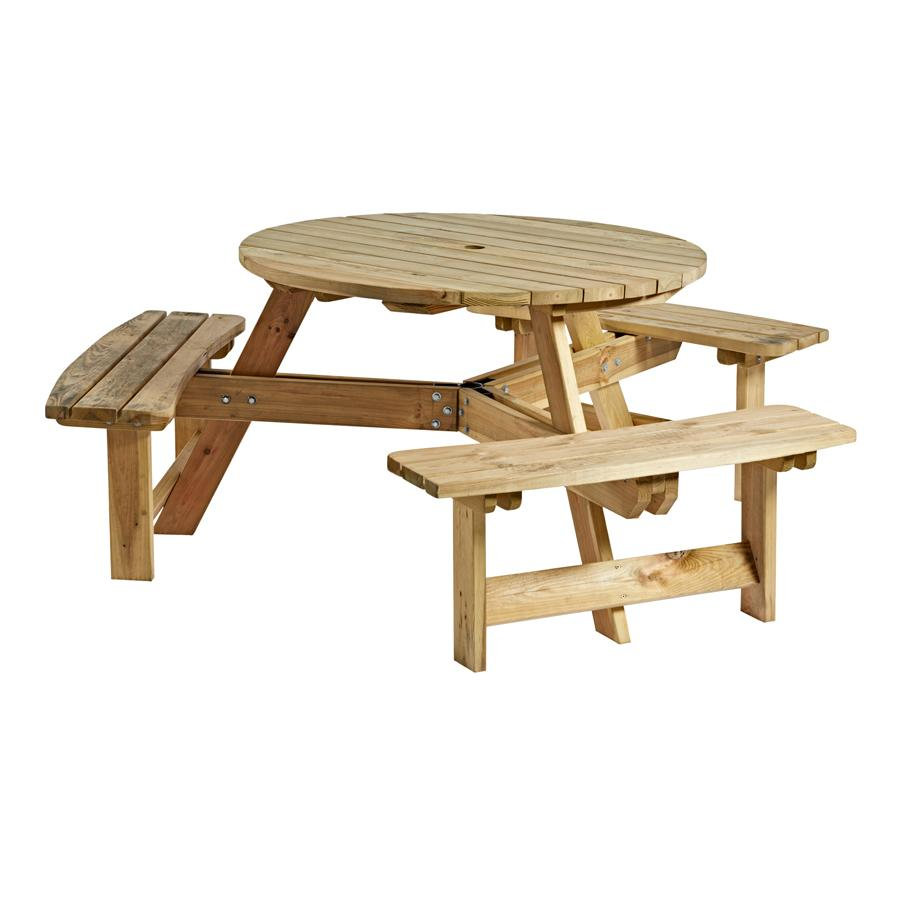 Ace Foster Range 6 Seater Picnic Table Ace Office Furniture