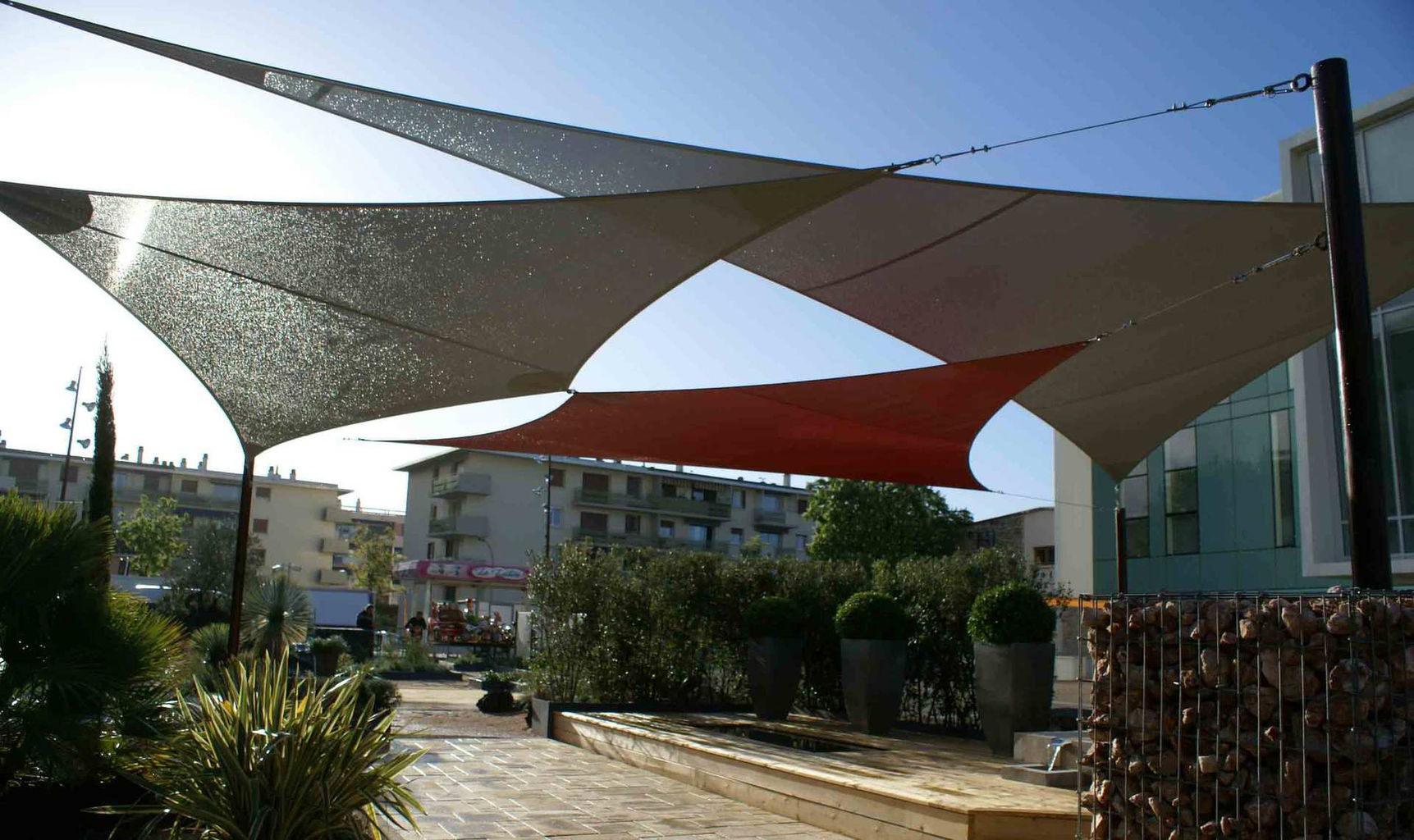 Voile D Ombrage Terrasse Voiles D Ombrage Pas Cher
