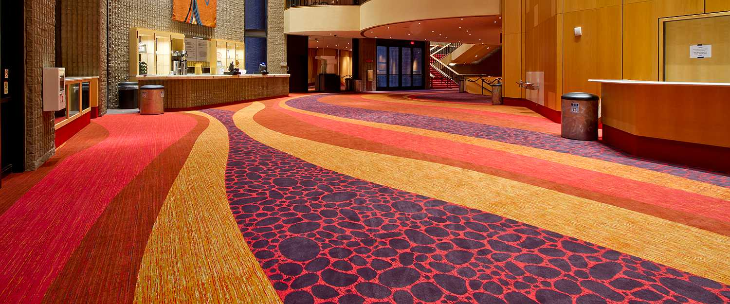 Alfombras Para Hoteles Alfombras Modulares Interface Interdeco Contract