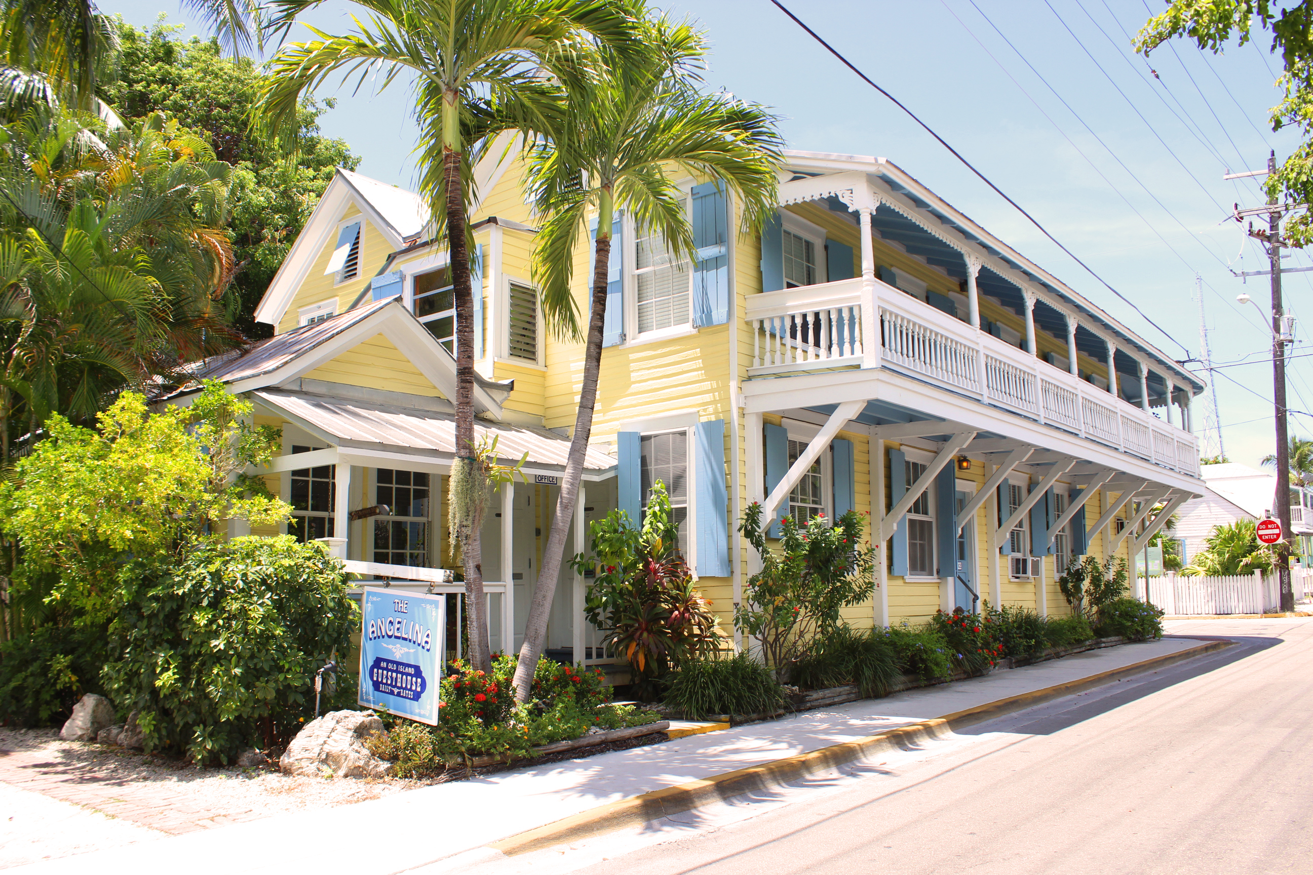 Guest House Inn Historic Old Town Inn Key West Angelina Guesthouse Over18 B B