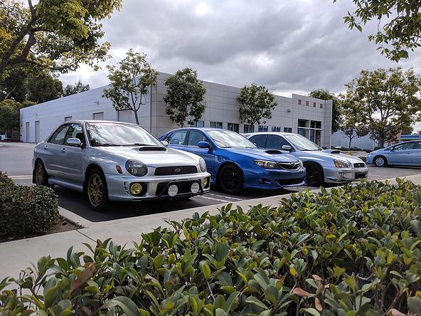 iWire - Subaru Harness Merging