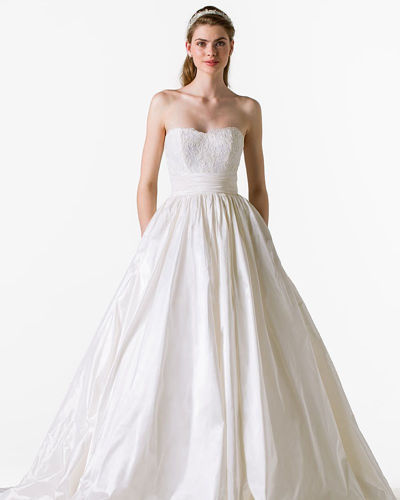 lightbox dataItem ilot country wedding dress Blue Willow