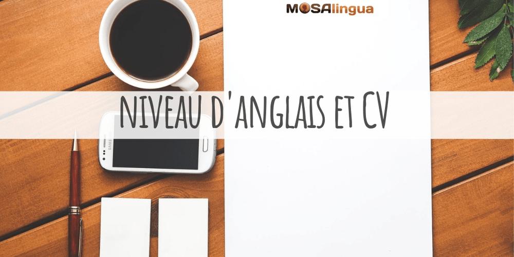 comment parler des langues sur un cv