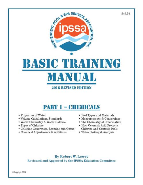 Basic Training Manual  Workbook