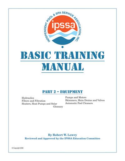 Basic Training Manual Part 2 -- Equipment