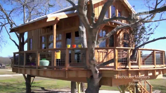 Treehouses Custom Treehouse Builders In Northern California