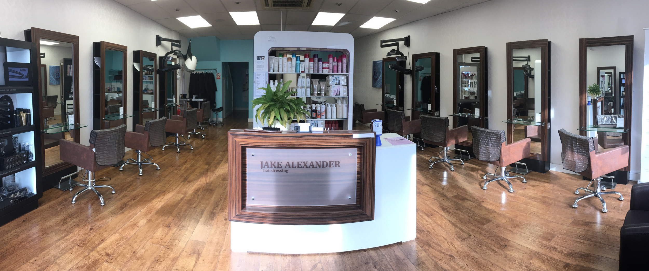 Hairdressing Salon Jake Alexander Hairdressing Runcorn