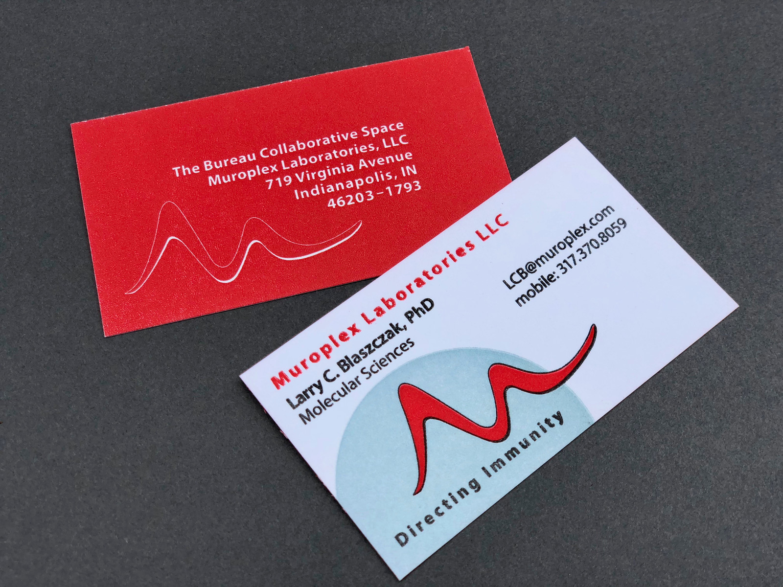 Design Bureau Llc Business Cards