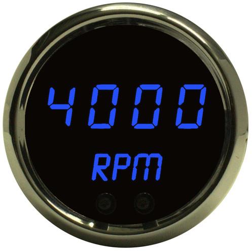 Programmable Digital Mini-Tachometer 2 1/16\