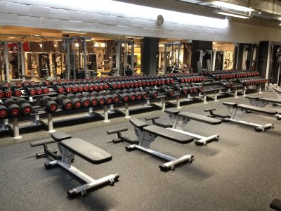 Ben Malton Personal Training at Lifestyle Fitness on Deansgate
