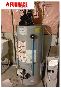 HVAC Services - Furnace, Air Conditioner, Water Heaters