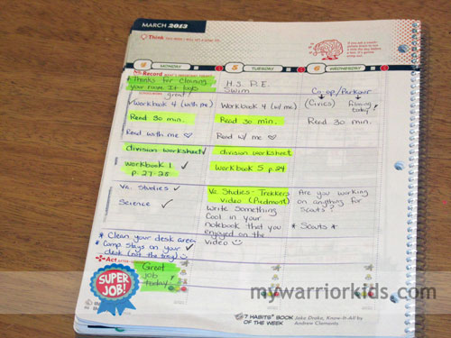 Learning to Plan Using Agendas Ms Ferrell\u0027s Website - school agenda