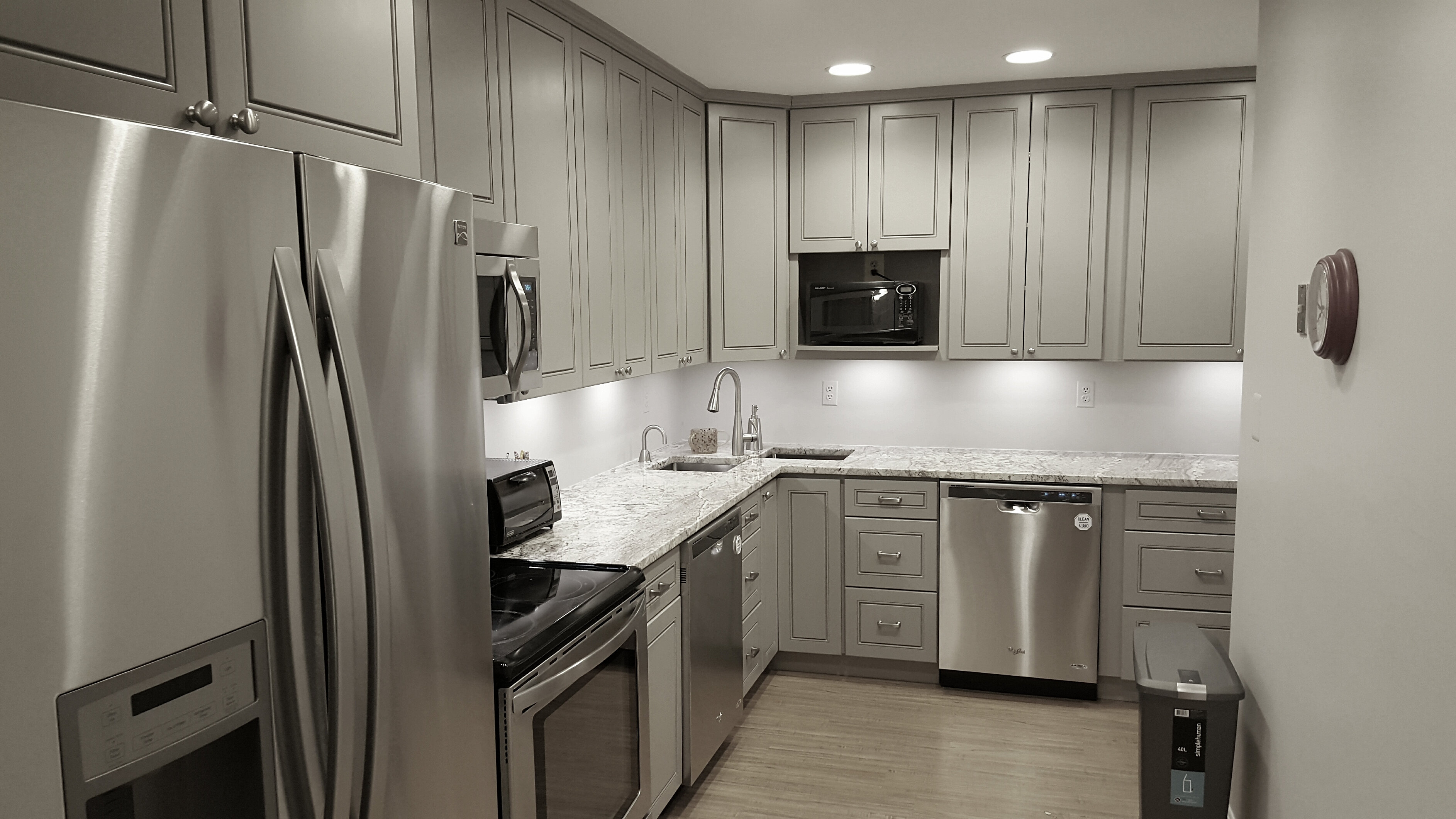 Kitchen Cabinets Baltimore Denbrook Kitchens Baltimore Designer Grey Kitchen