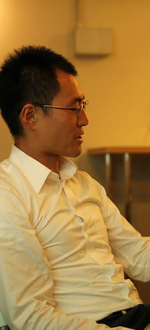 SOCAPに参加した立石さん