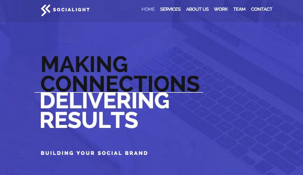 Advertising  Marketing Website Templates Business Wix