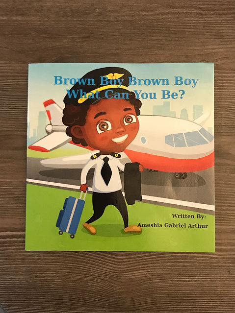 Brown Boy Brown Boy What Can You Be? (A Book Review) Multicultural
