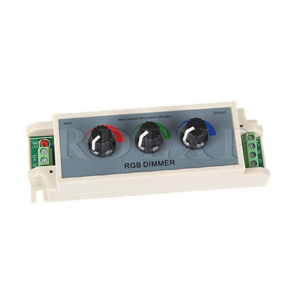 Rgb Dimmer Lsc 9 Rgb Dimmer 9 Amp