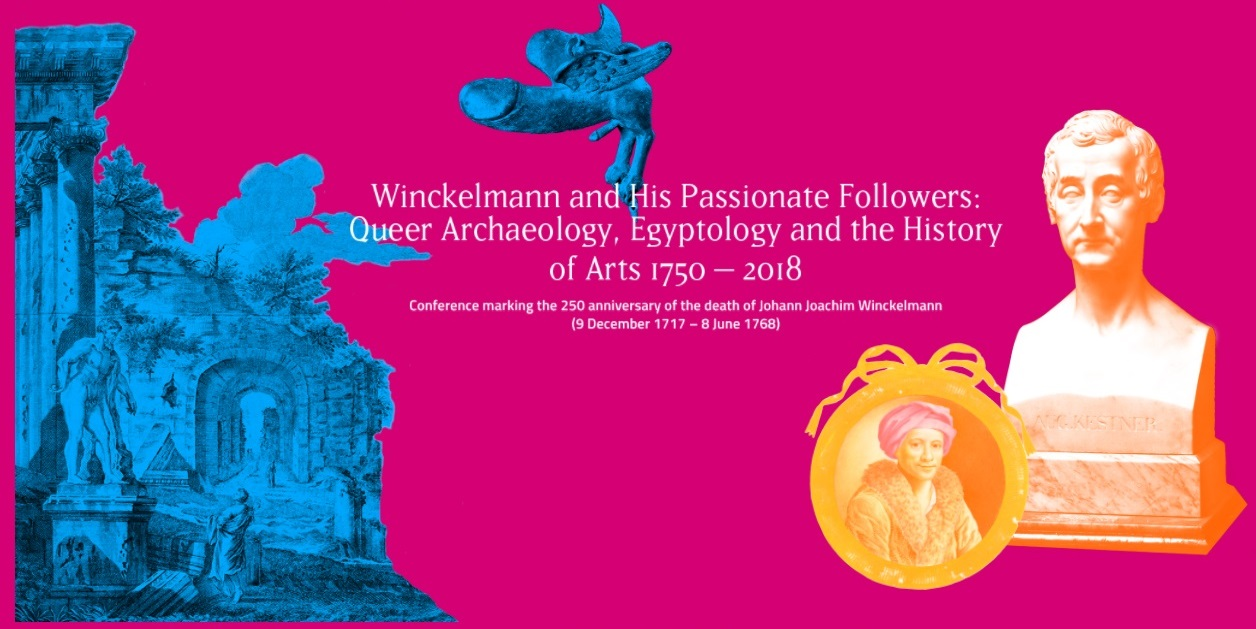 Arte Queer Pdf Call 28 05 2018 Winckelmann And His Passionate Followers Queer