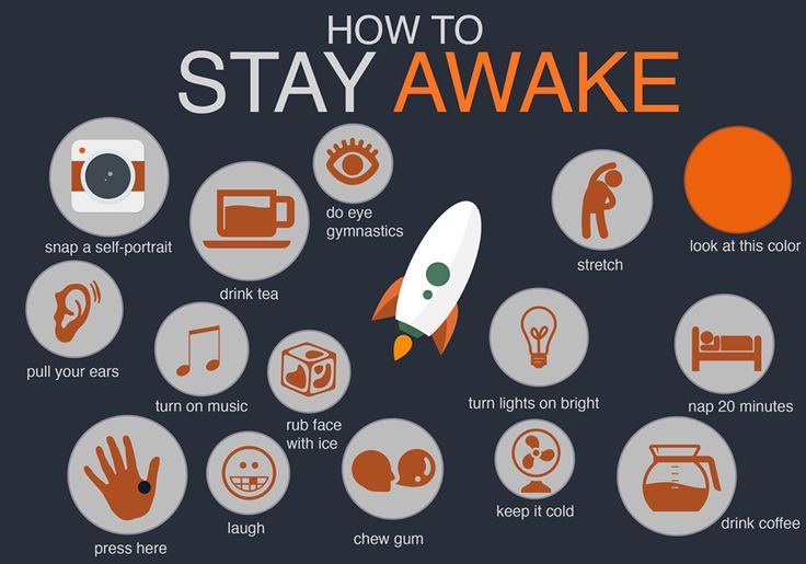 tricks to stay awake - Doritmercatodos - how to keep yourself awake