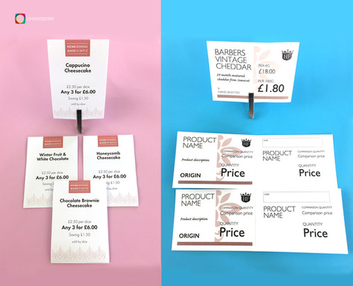 Waterproof Paper A4 x 4 A6 tickets - 195 Microns