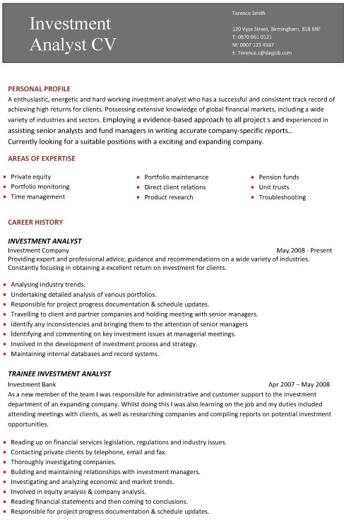 The Deluxe CV Package CV + Cover Letter + Thank-you/Follow-up Letters
