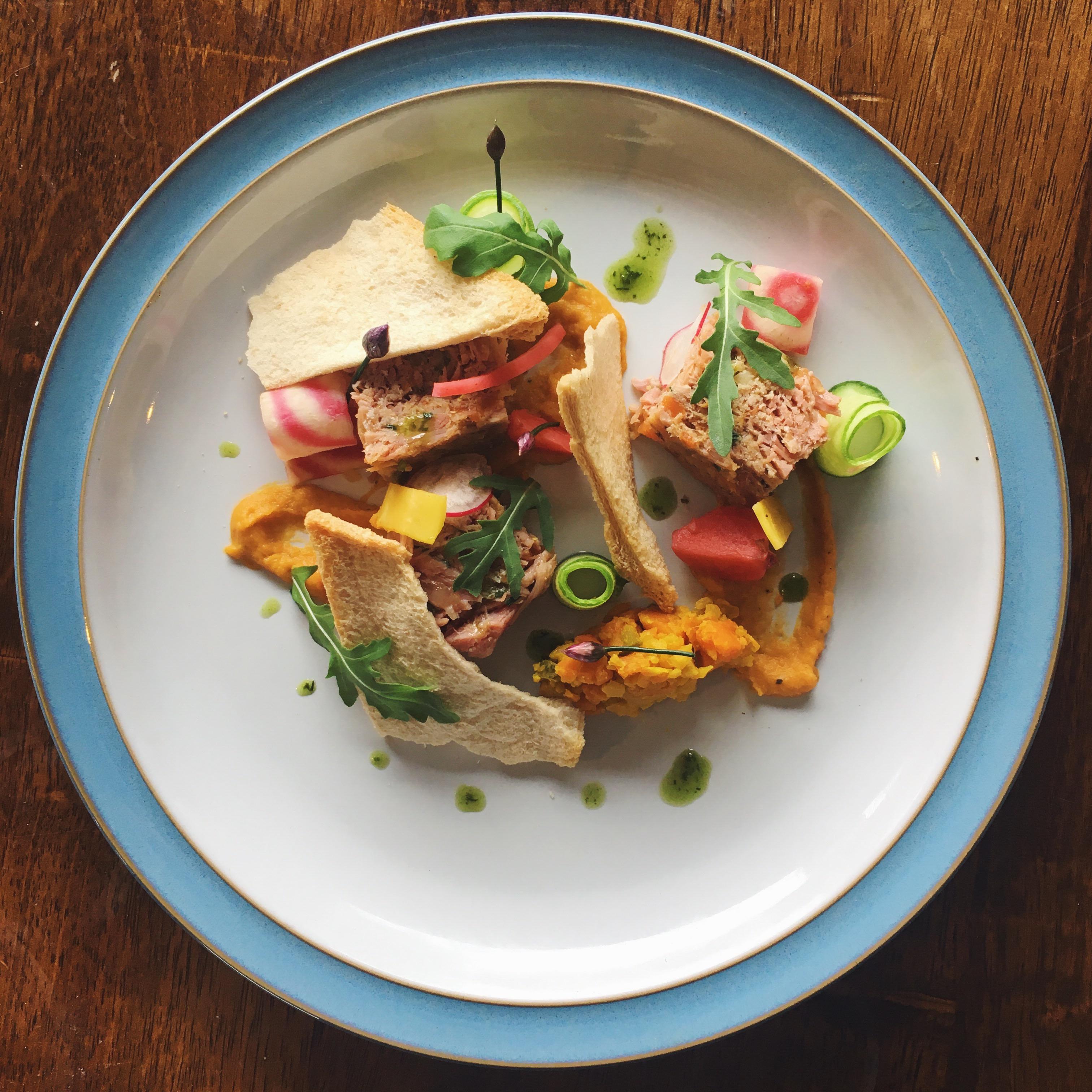 Kitchen Cuisine Norfolk | Luce Downtown Norfolk Va Restaurant Jared ...