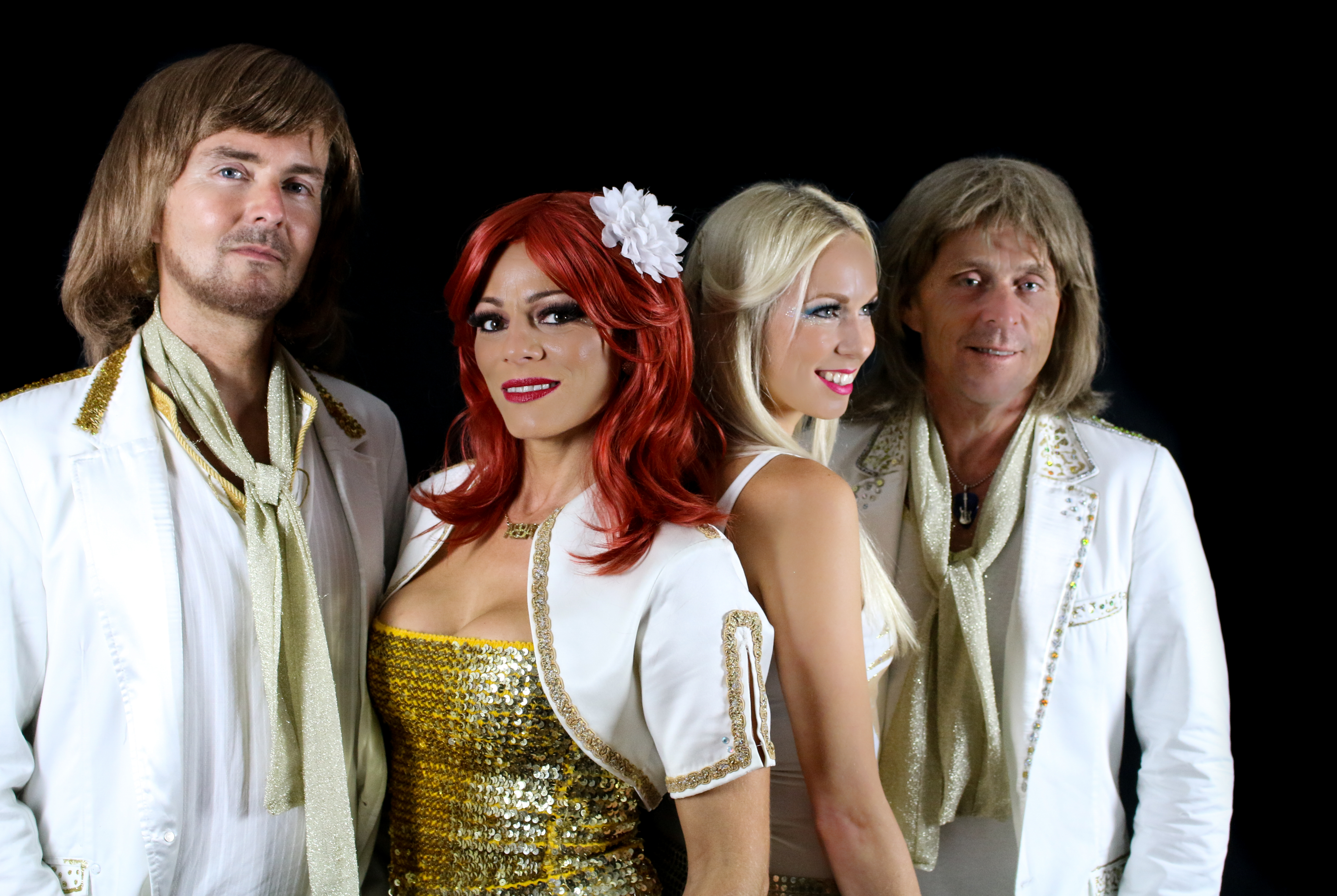 Abba Band Abba Tribute Band Abba Chique Professional Tribute To Abba