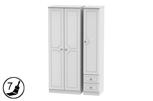 Sofas For Sale Eastbourne Clifton 2 Small Drawer Triple Wardrobe | Busbridge Furniture