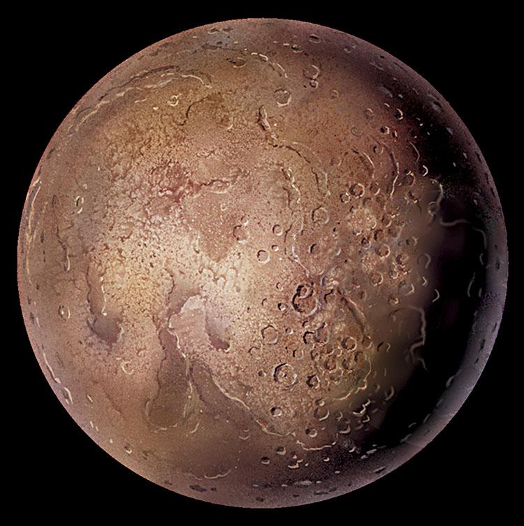 astroart Pluto