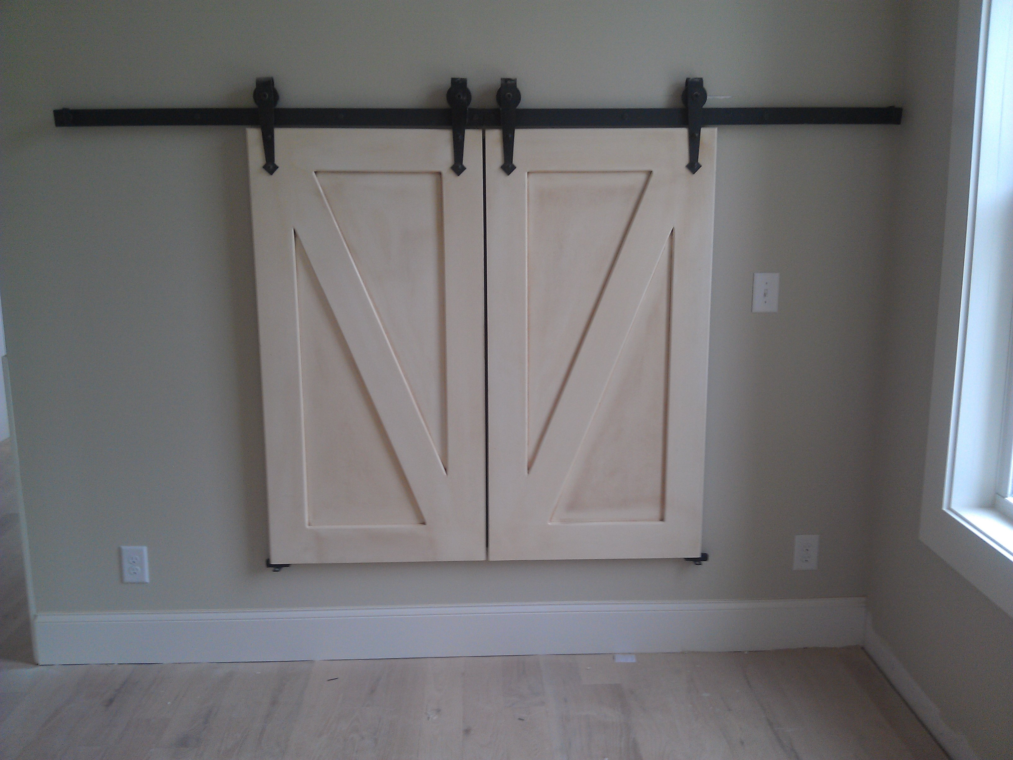 Barn Door Style Kitchen Cabinets Just In Cabinets And Interiors Kitchen Cabinets