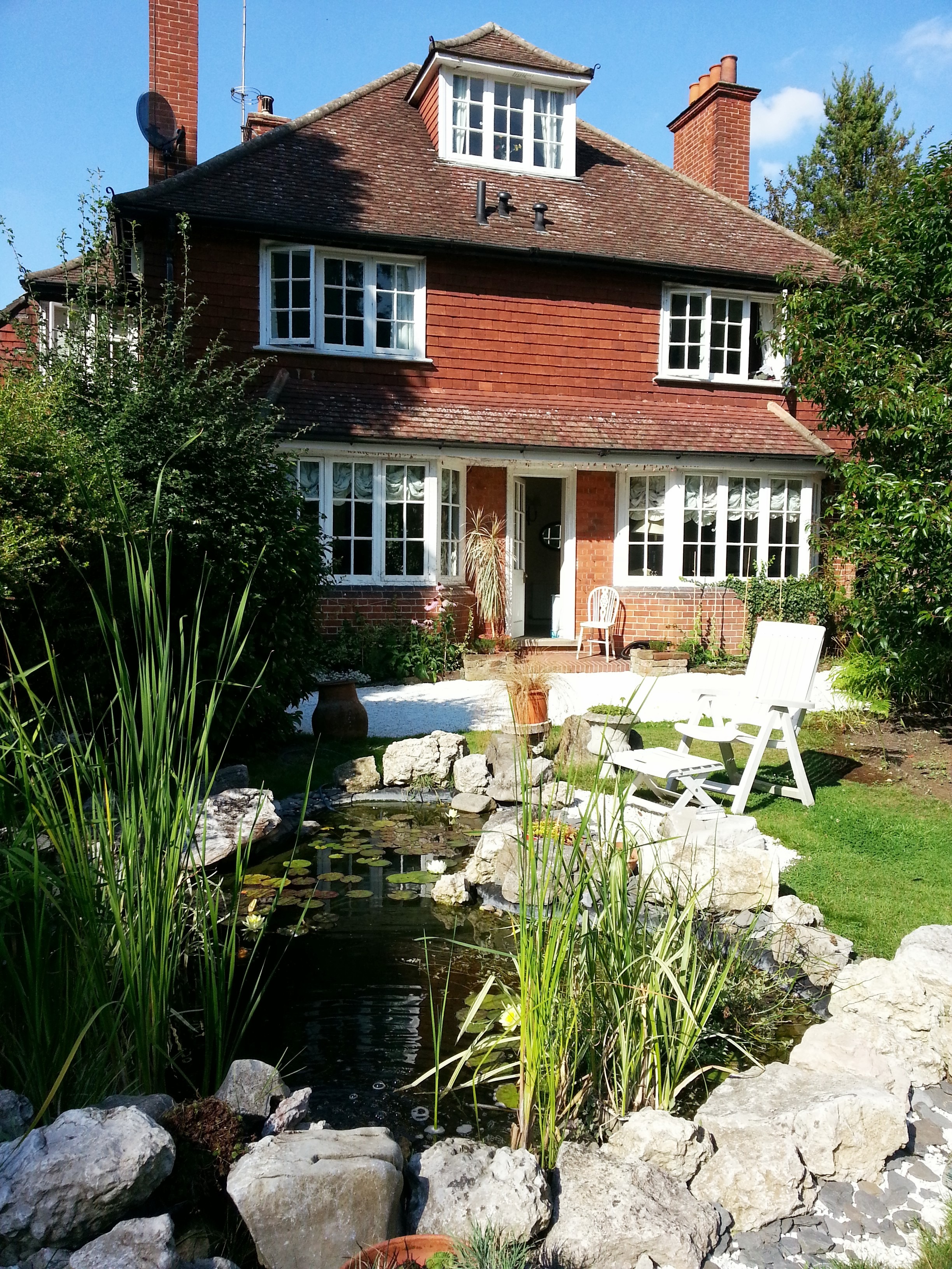 Bed And Breakfast Surrey Guest House Surrey Bed And Breakfast Accommodation