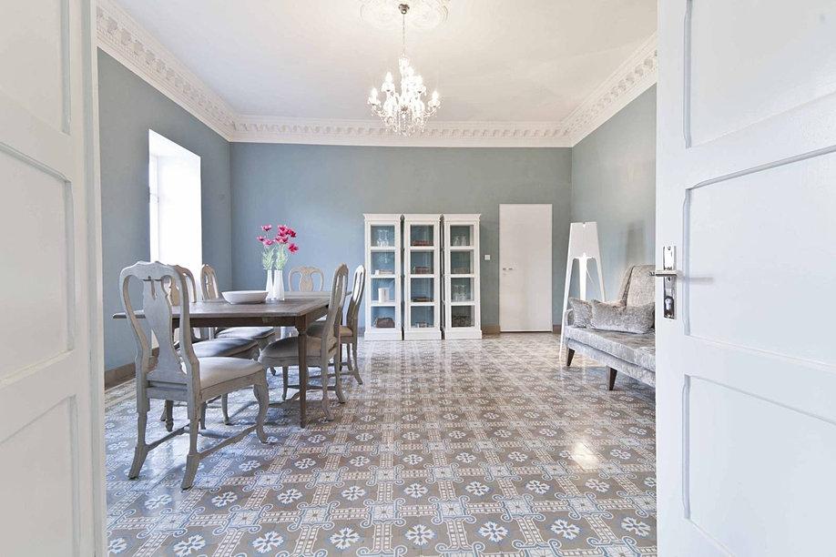 Fliesen Küche Boden Retro   Haus Renovieren Mit Cerim ...