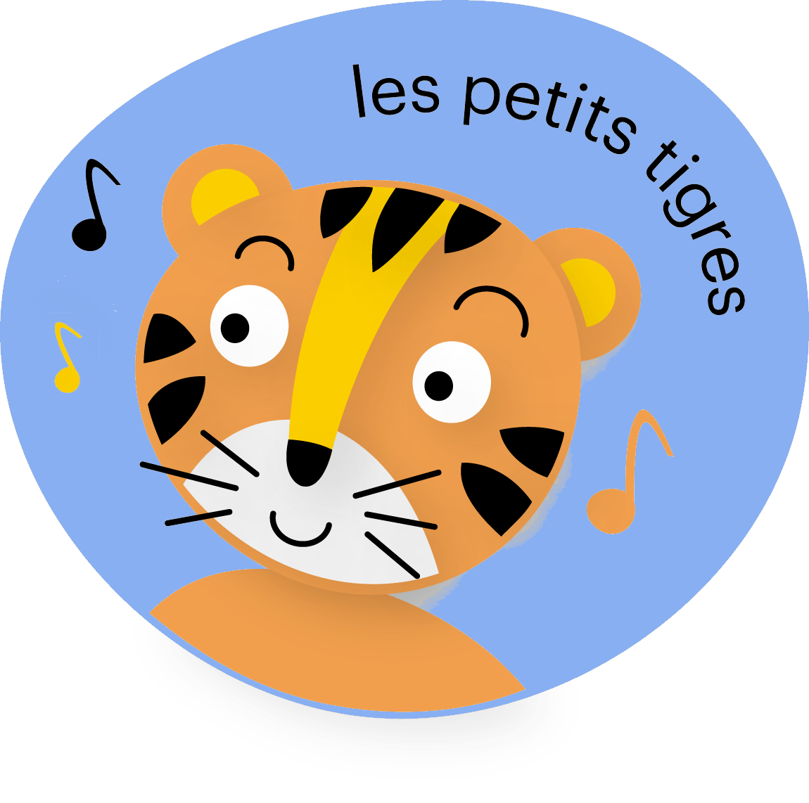 Tigres French For Babies Toddlers South London Les Petits Tigres