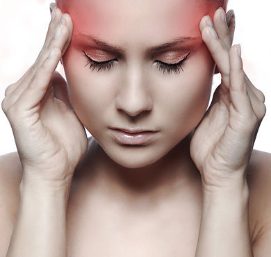 Can cause sensitivity to bright lights or noise during the headache 2