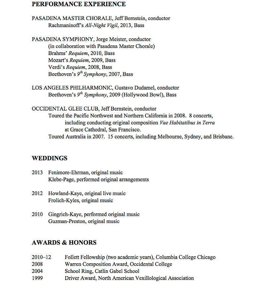 railroad conductor resume examples