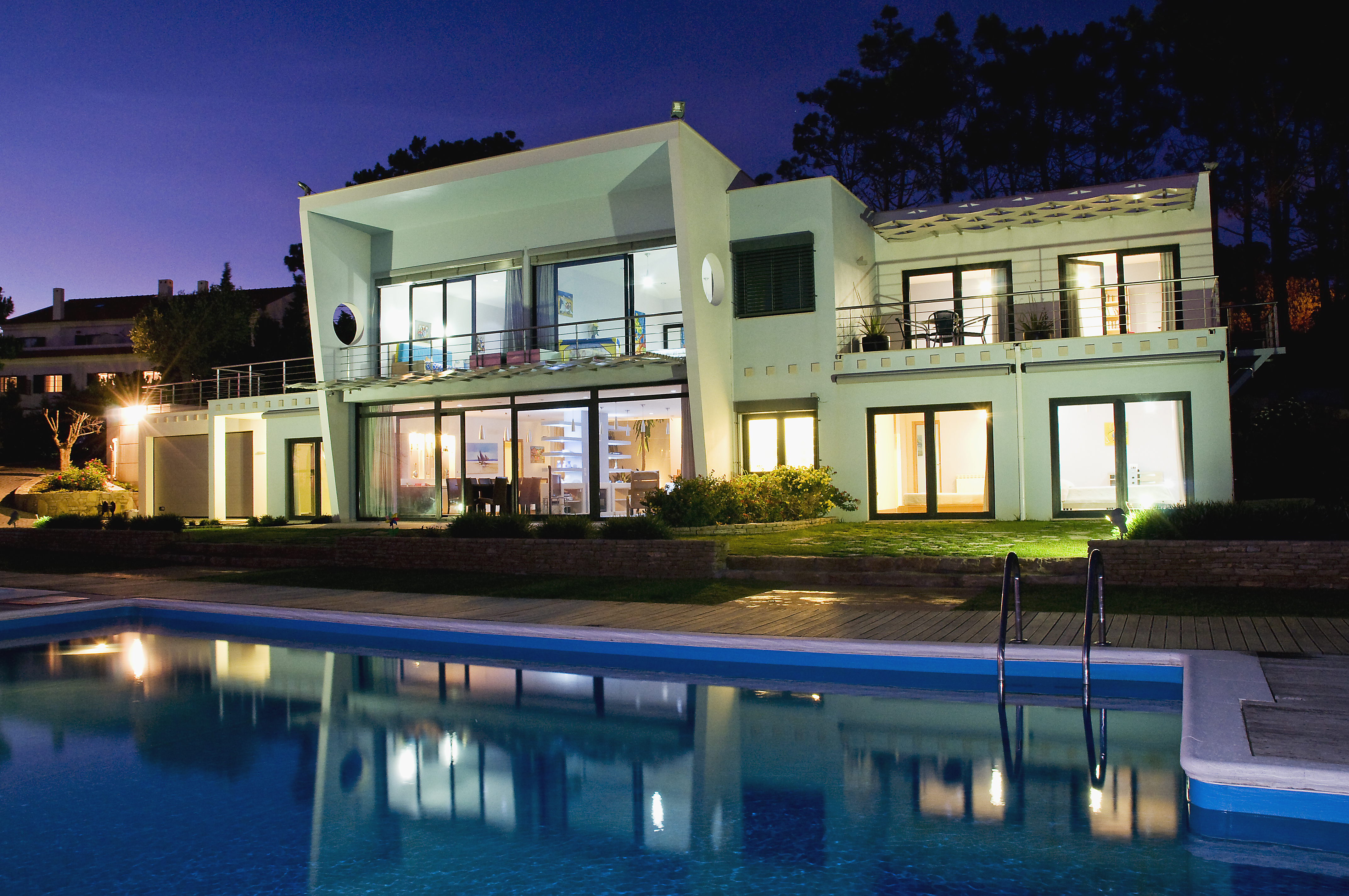 Holidays Villas Casa Do Lago Family Luxury Villa Wheelchair Friendly Portugal