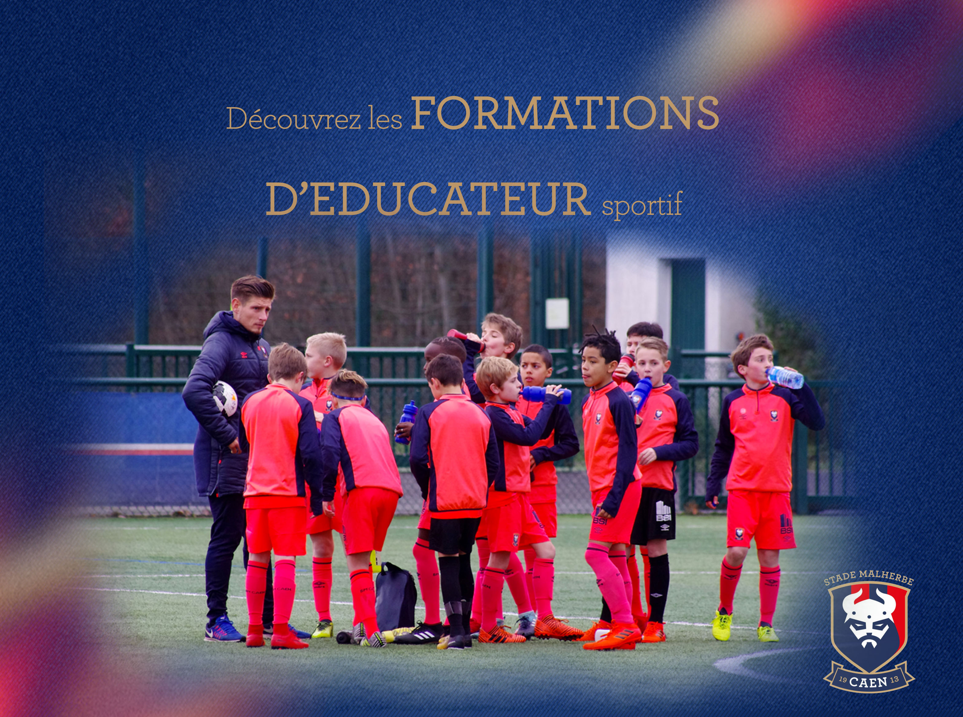 Formation Bpjeps Basse Normandie Bpjeps Activités Sports Collectifs Mention Football 2018