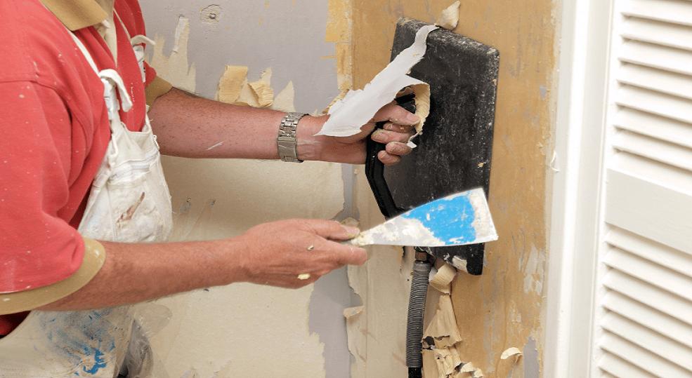 How To Remove Wallpaper, The Easy(Iest) Way | Liberty Paint