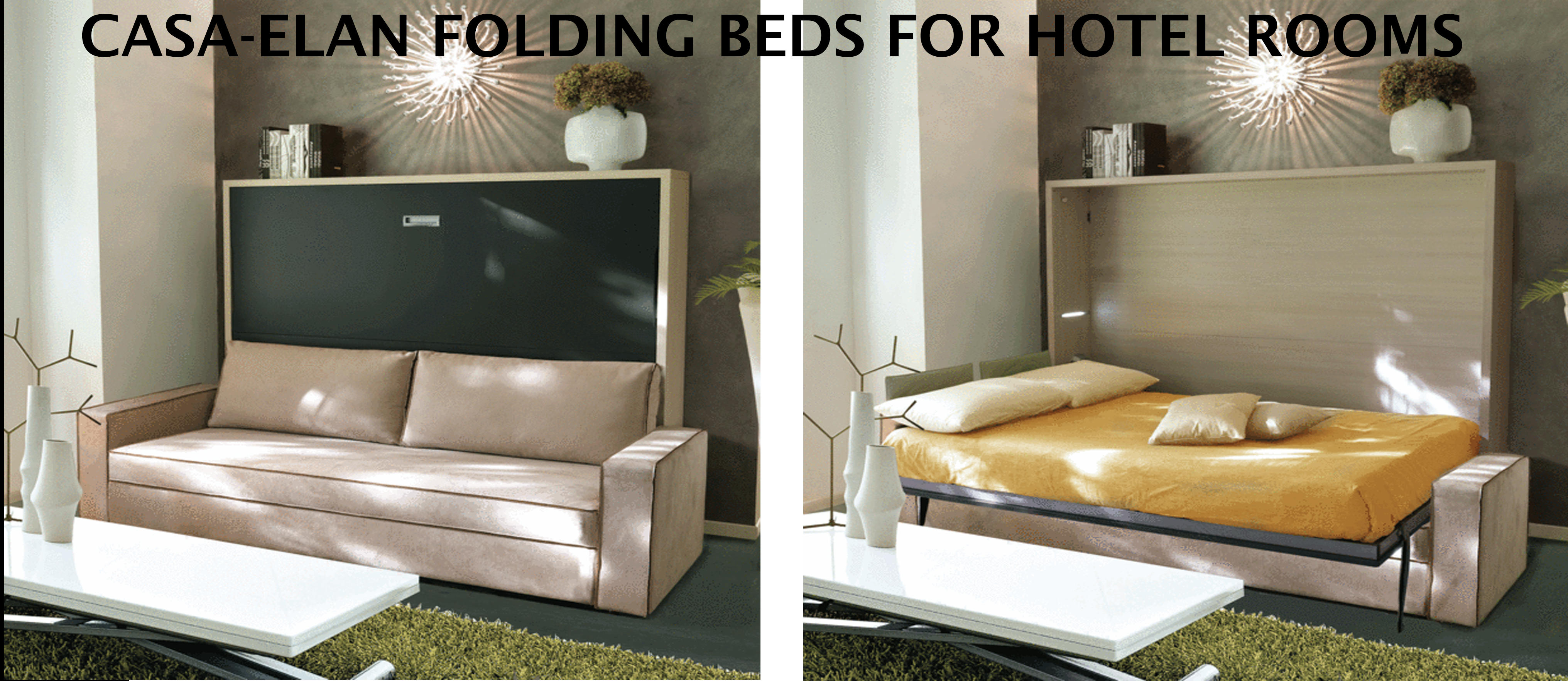 Sofa Bed Abu Dhabi Casa Elan Murphy Folding Wall Bed Models دبي