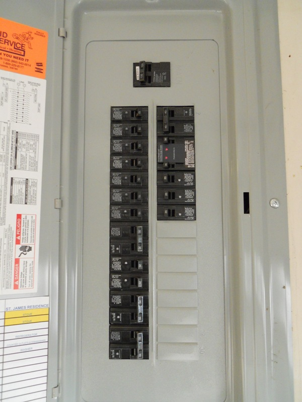 Home Circuit Breaker Panel car block wiring diagram