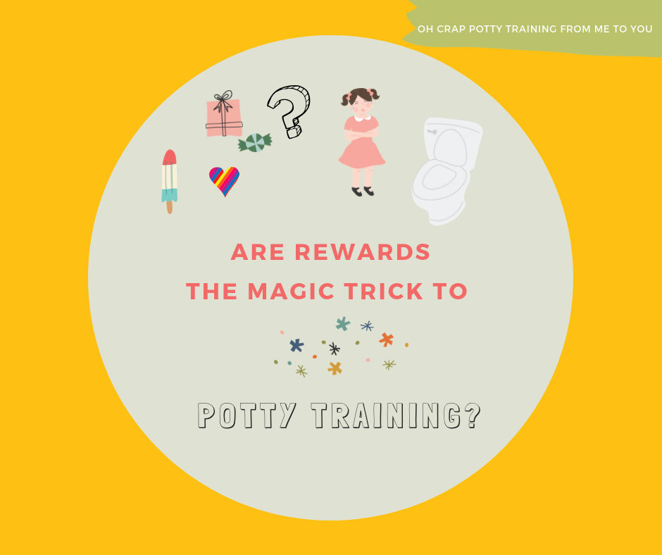 Are Rewards the Magic Trick to Potty Training?