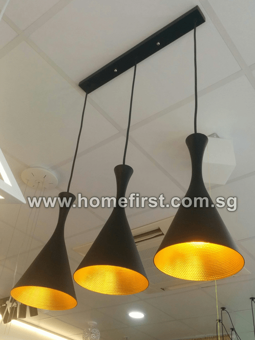 Cone Shaped Pendant Light Slim Cone Shape Pendant Light Singapore Led Lighting