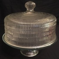 Antique Cake Plate With Dome | Best 2000+ Antique decor ideas